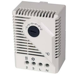 2 Stück Siemens Indus.Sector Mechanischer Thermostat 8MR2170-1A