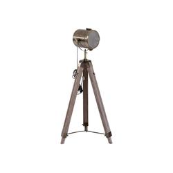 PHOEBE CAT Stehlampe, Stehleuchte Leselampe Standleuchte, Höhe von 100 bis 140 cm verstellbar, E14, Bronze