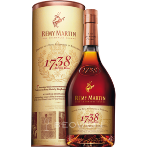 Rémy Martin 1738 Accord Royal 0,7 l