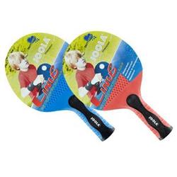 JOOLA Tischtennisschläger Outdoor-Set Linus