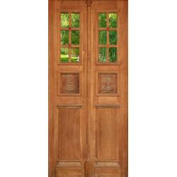 Papermoon Fototapete Door - Türtapete, matt, (2 St), Vlies, 2 Bahnen, 90 x 200 cm