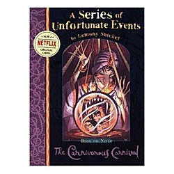 A Series of Unfortunate Events - The Carnivorous Carnival. Lemony Snicket  - Buch