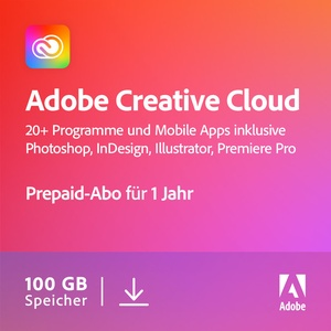 Adobe Creative Cloud Individual [Download]