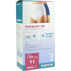 Suprima Body Guard 3 Slip Gr.48/50