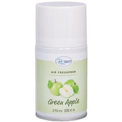 Duftdosen für Duftspender, ca. 3.000 Duftstöße pro Dose, 270 ml - Dose, Green Apple