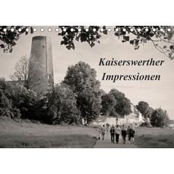 Kaiserswerther Impressionen (Tischkalender 2021 DIN A5 quer)