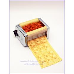 PastaAid 2161 Aufsatz Raviolini (V3) 3 x Quadrat für Nudelmaschine