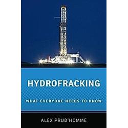 Hydrofracking. Alex Prud'homme  - Buch