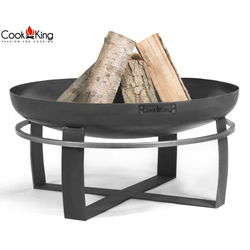 COOK KING Feuerschale VIKING Ø 80 cm x 37 cm