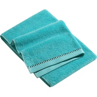 Esprit Box Solid Handtuch (2x50x100cm) turquoise