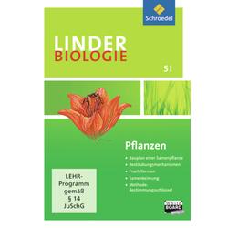 LINDER Biologie. Pflanzen. CD-ROM