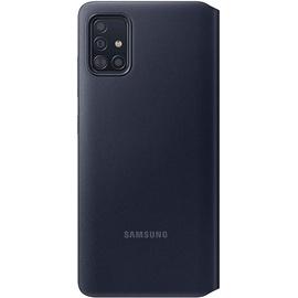 Samsung S View Wallet Cover EF-EA515  für Galaxy A51 schwarz