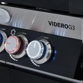 Rösle BBQ-Station Videro G3 schwarz 2021