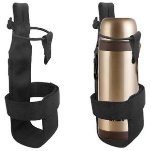 Outdoor Wasser Flasche Halter,Nylon Tactical MOLLE Gürtel Flaschenträger für Walking Laufen Radfahre Betterle