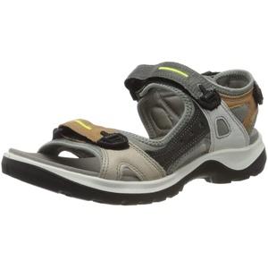 ECCO Damen OFFROAD Flat Sandal, Mehrfarbig (Multicolor Volluto 51827), 38 EU