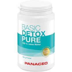 PANACEO Basic-Detox Pure Pulver 100 g