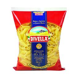 (1.78 EUR/kg) Divella Mezze Penne Rigate N°42  - 500 g