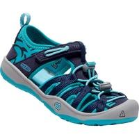 Keen Moxie Sandal Children dress blues/viridian 29,0