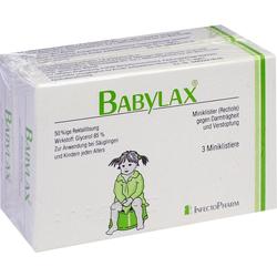 Babylax Klistier
