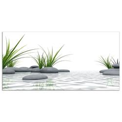Artland Küchenrückwand 3 D Steine, (1-tlg) 120 cm x 60 cm x 0,3 cm