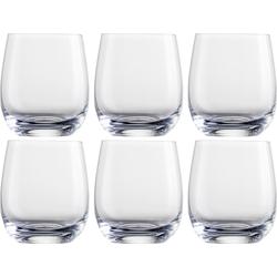 Eisch Whiskyglas, (Set, 6 tlg.), bleifrei, 360 ml farblos Kristallgläser Gläser Glaswaren Haushaltswaren Whiskyglas