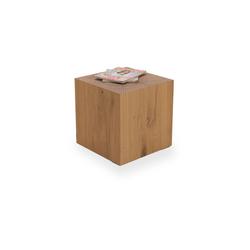 Beistelltisch V-Cube(LBH 34x34x35 cm) Voglauer