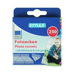 250 Fotoecken von Stylex