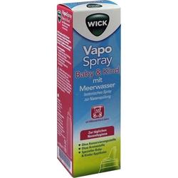 WICK Vapospray zur Nasenspülung für Kinder