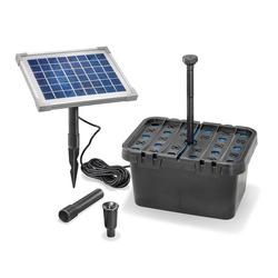 Solar Pumpensystem mit Filterbox Turin-F