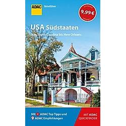 ADAC Reiseführer USA Südstaaten. Ralf Johnen  - Buch