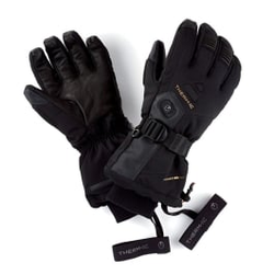 Thermic - Ultra Heat Gloves Men Black - Skihandschuhe - Größe: 8,5
