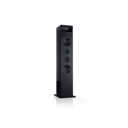 Auna Karaboom 100 Turmlautsprecher 120W max. Bluetooth 2 in 1 USB Lautsprecher schwarz