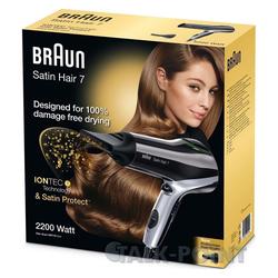 Braun Haartrockner HD 710 solo sw