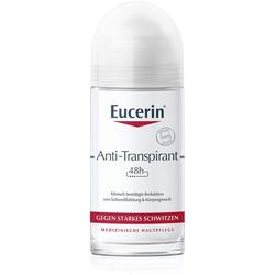 EUCERIN Deodorant Antitranspirant Roll-on 48h 50 ml