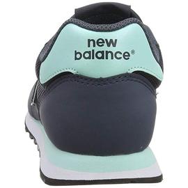 NEW BALANCE 500 dark blue-mint/ white, 37.5