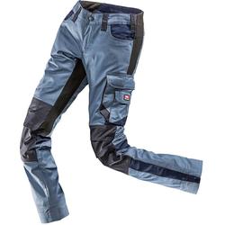Bullstar Arbeitshose Worxtar blau 48