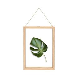 esschert design Bilderrahmen Doppelseitiger Bilderrahmen, 30 x 21 cm