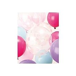 Ballons Mix Pastell