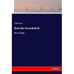 Buch der Freundschaft