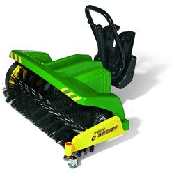 Rolly Toys Anbaukehrmaschine rolly Sweepy grün