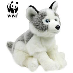 WWF Plüschfigur Plüschtier Husky (23cm)