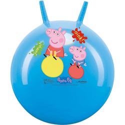JOHN Hüpfspielzeug Hüpfball Peppa Pig