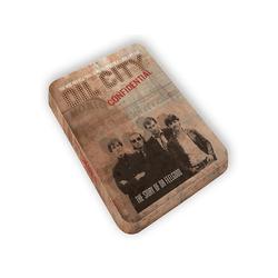 Dr. Feelgood - OIL CITY.. -ANNIVERS- (DVD)