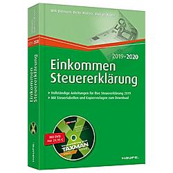 Einkommensteuererklärung 2019/2020 - inkl. DVD