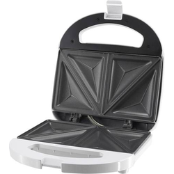 EMERIO ST-109724.3 Sandwich-Toaster Weiß