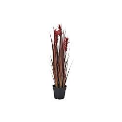 Kunstpflanze Ziergras Roja Altrosa