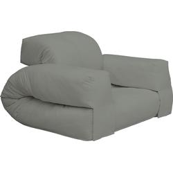 Karup Design Schlafsofa Hippo grau 90 cm