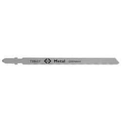 C.K. Stichsägeblatt für Metall 5 St. auf Karte T0865Y 1St.