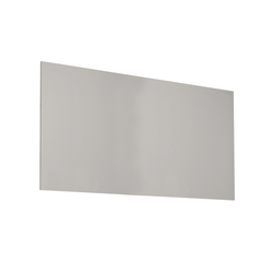 Arredokit SRL Spiegel Gardasee in klar, 100 x 66 cm