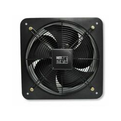 Ventilator Axial Wandventilator 350 mm 3500 m³/h Gitter Abluft Zuluft Gebläse